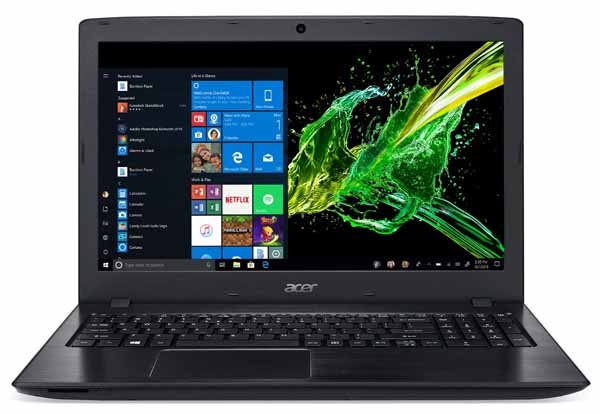 Acer Aspire E 15 (Cheapest Laptop for Accounting Students)