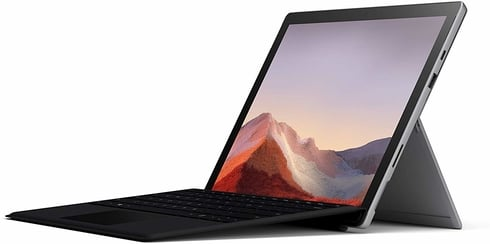 Surface Pro 7 Best 2 in 1 Laptop For AutoCAD 2D