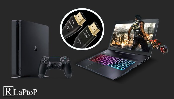 how to play ps4 on laptop with hdmi
