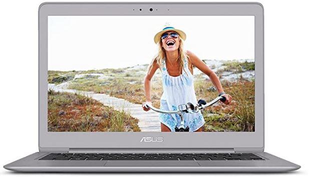 ASUS ZenBook UX330UA-AH54 13.3-inch LCD Ultra-Slim Laptop