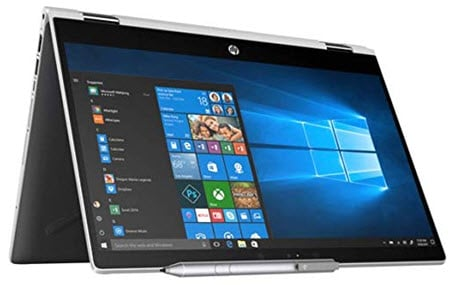 HP Pavilion X360 2-in-1 Flagship
