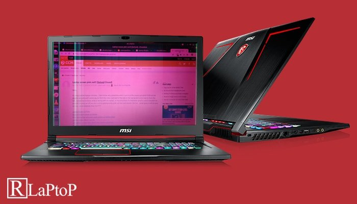 How To Fix Pink Screen on Laptop