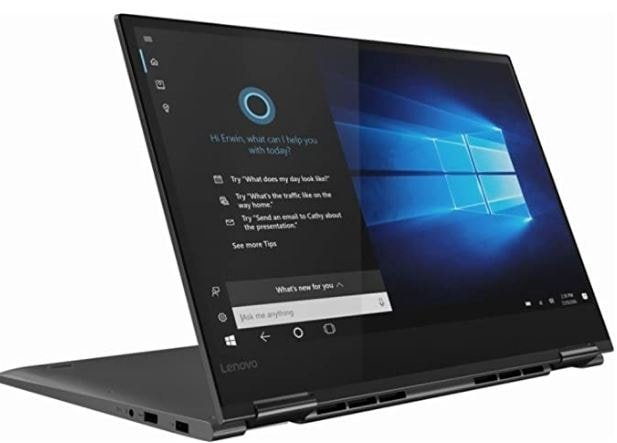 Lenovo Yoga 730 2-in-1 15.6 FHD IPS Touch-Screen Laptop