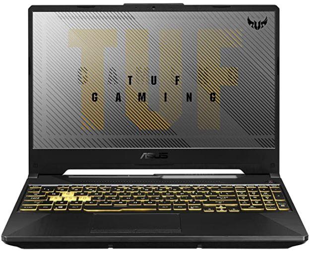 ASUS TUF VR Ready Gaming Laptop