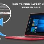 How To Find Laptop Model Number Dell