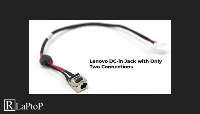 Lenovo DC-In Jack With Only Two Connections