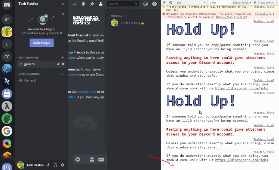 discord mobile can't scroll