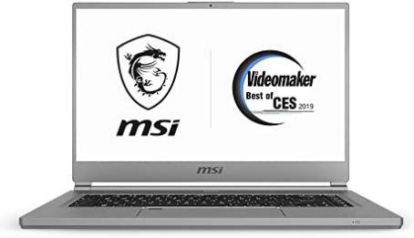 MSI P65 Creator-253