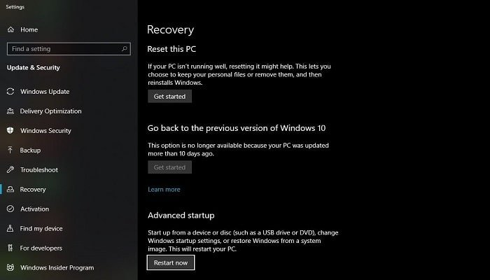 howto boot lenovo laptop in safe mode