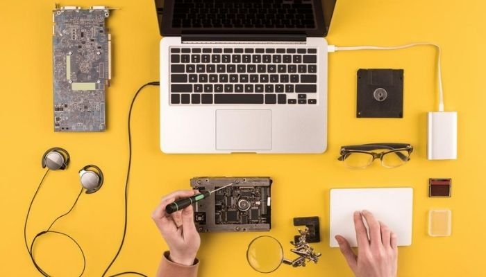 How to Clean Laptop Speakers