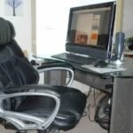 How to Stop a Computer Chair From Squeaking
